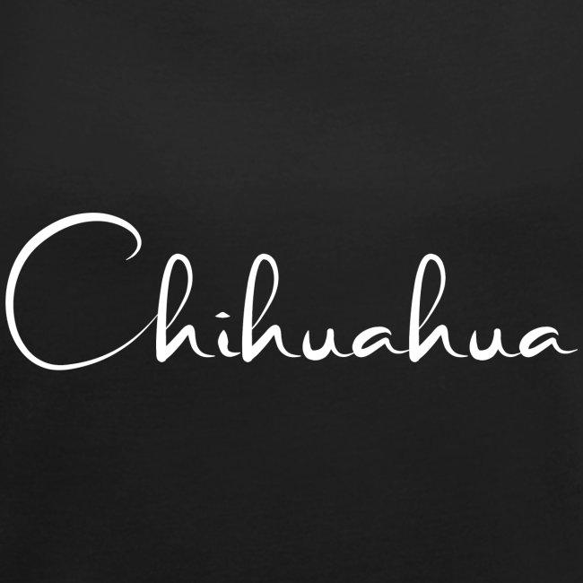 Chihuahua - das Motiv für die Hundeliebhaberin