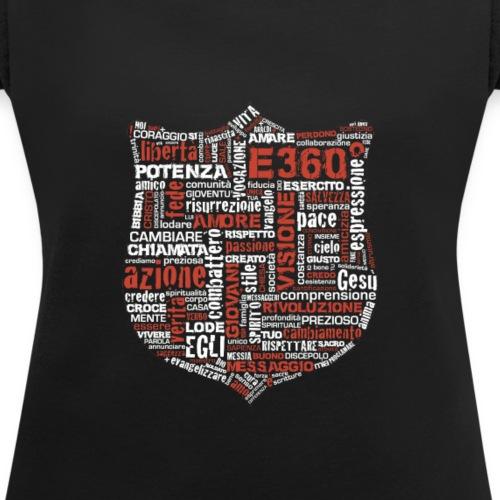 Visione Azione png - Maglietta da donna con risvolti