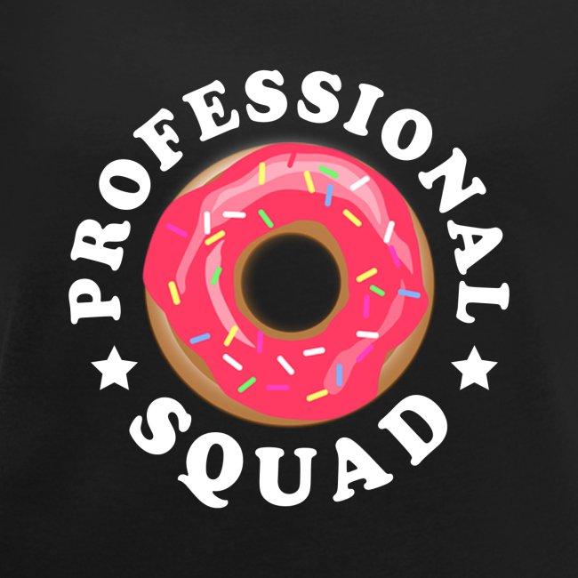 Professional DONUT SQUAD
