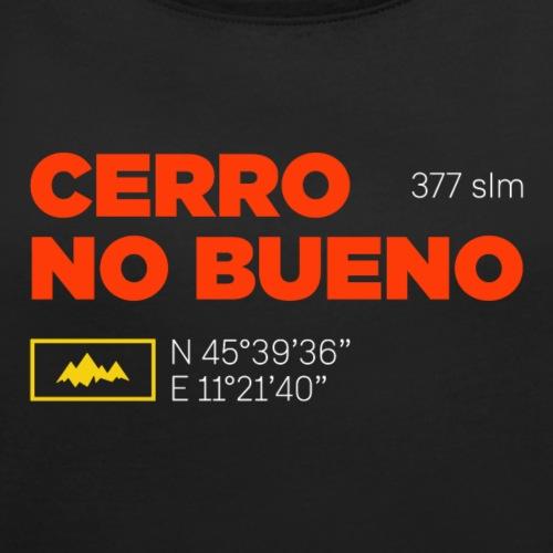 Monte di Malo | Cerro No Bueno - Maglietta da donna con risvolti