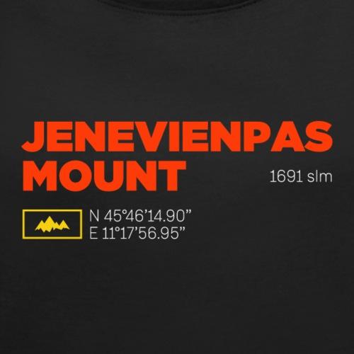 Monte Novegno | French edition - Maglietta da donna con risvolti