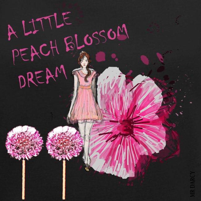 A LITTLE PEACH BLOSSOM DREAM