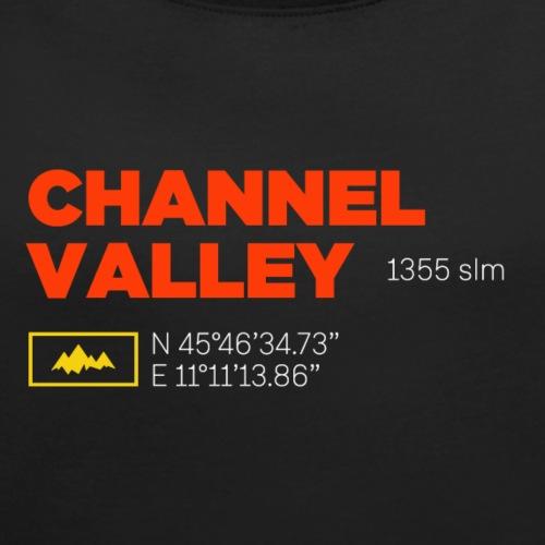 Val Canale | Channel Valley - Maglietta da donna con risvolti