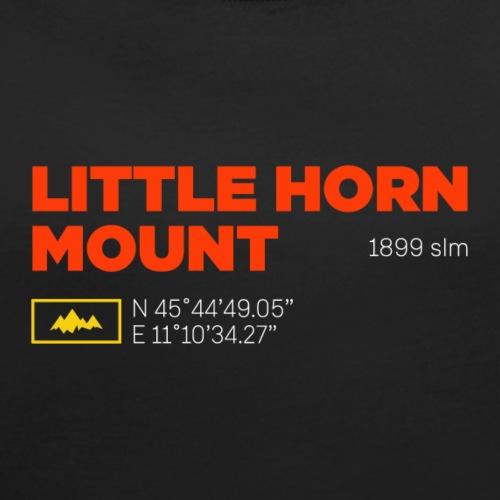 Monte Cornetto | Little Horn Mount - Maglietta da donna con risvolti