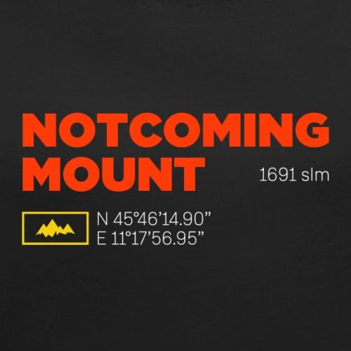 Monte Novegno | English edition - Maglietta da donna con risvolti
