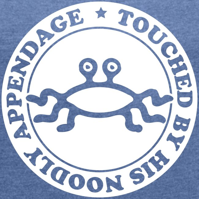 Touched by His Noodly Appendage