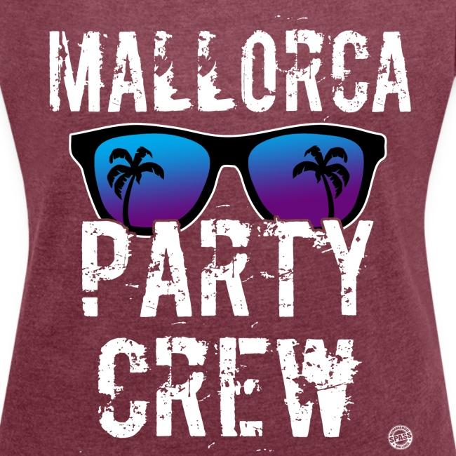 MALLORCA PARTY CREW Shirt - Damen Herren Frauen