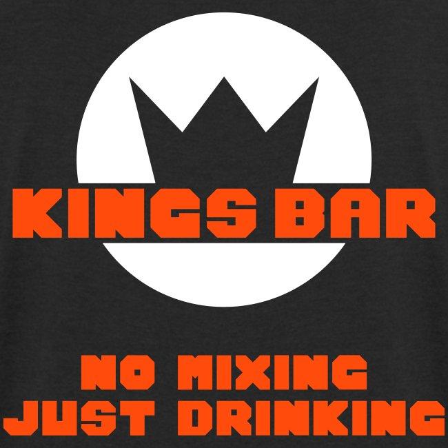 NO MIXING JUST DRINKING T-Shirts