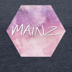 Mainz - Women's T-shirt with rolled up sleeves
