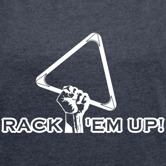 "Billard Shirt ""Rack 'em up!"" - Pool Billard"