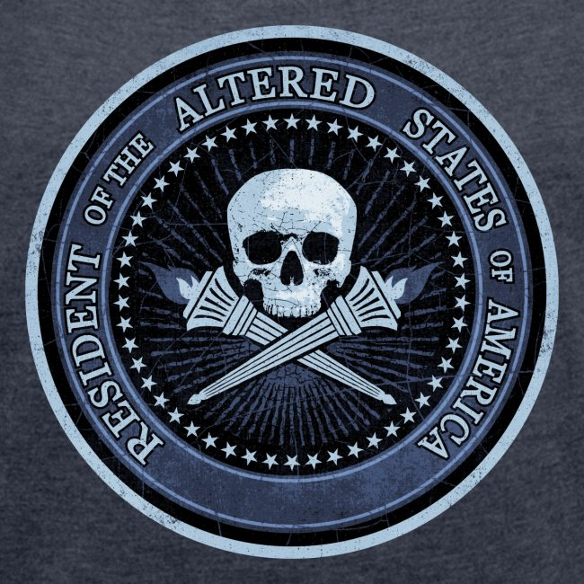 RESIDENT OF THE ALTERED STATES OF AMERICA.