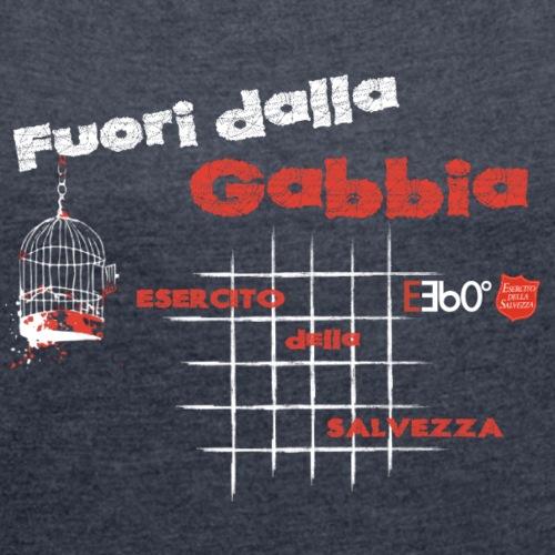 Fuori dalla Gabbia png - Maglietta da donna con risvolti