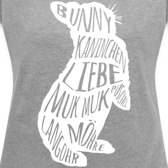 stehendes Kaninchen Liebe Zwergkaninchen Hasen