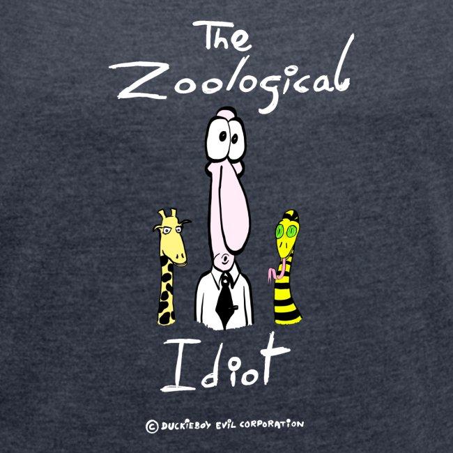 Zoological idiot, colores oscuros
