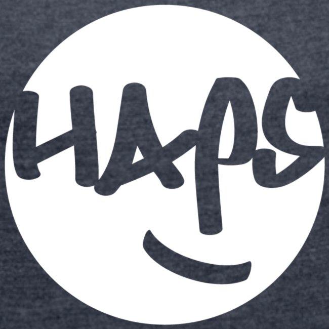 HAPS White Logo