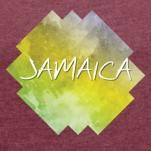 Jamaica - Jamaica - Women's T-shirt with rolled up sleeves
