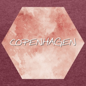 Copenhagen - Copenhagen - Women's T-shirt with rolled up sleeves