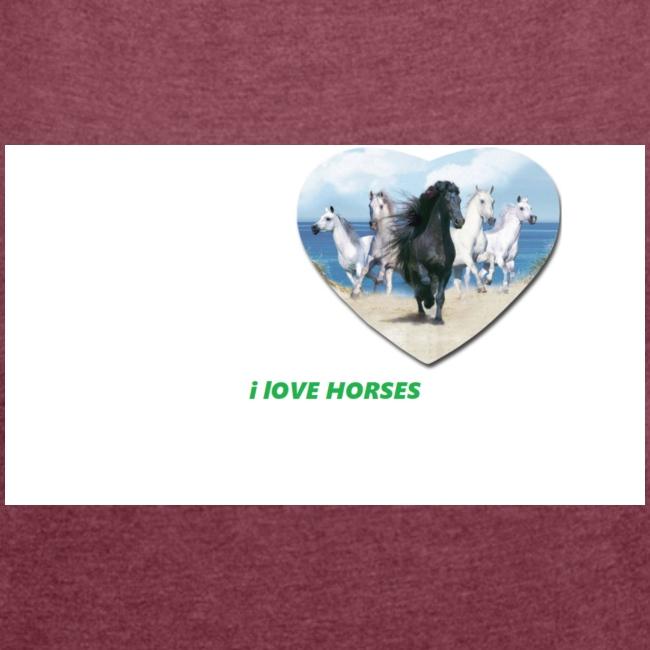 Ilove horses