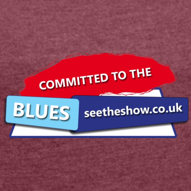Committed to the Blues website logo