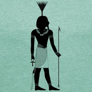 egypt - Women's T-shirt with rolled up sleeves