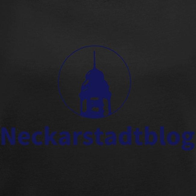 Neckarstadtblog – Logo und Schriftzug