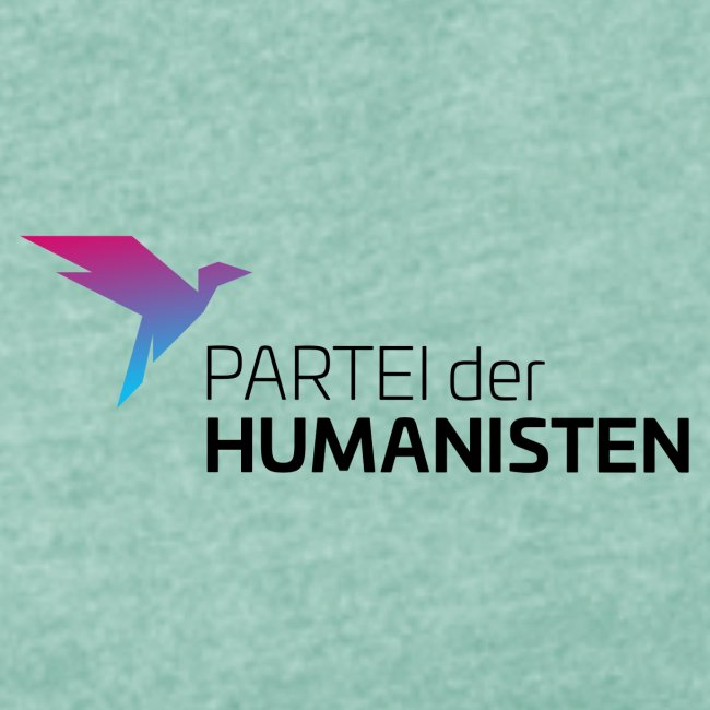 Statement Logo beidseitig