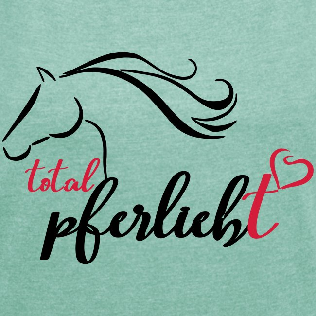 total pferliebt, Pferdeliebe