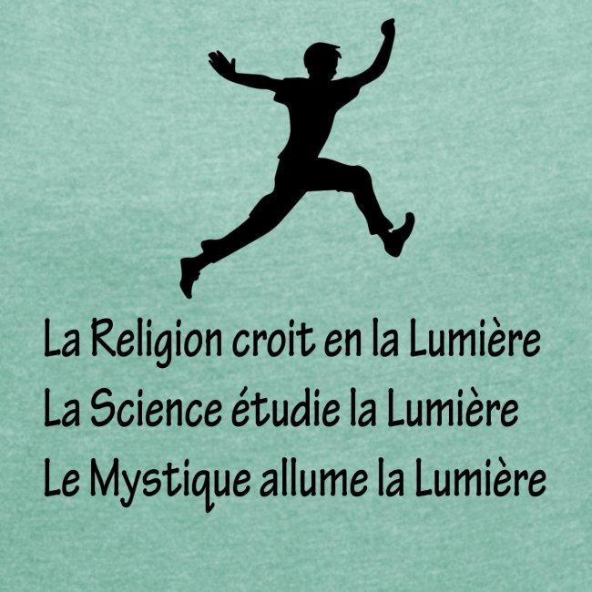 Lumière Religion Science Mystique