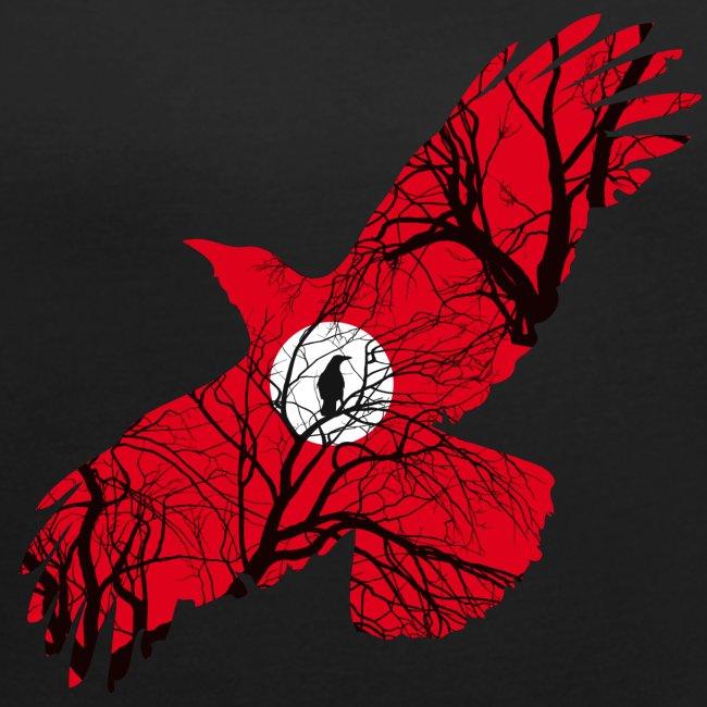 Corbeau Rouge