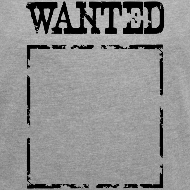 Wanted $ Boarder Frame Rahmen -> zum einschreiben