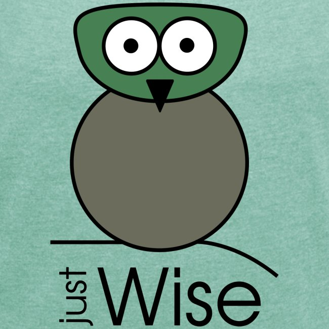 """Owl - """"just Wise"""" - c"""