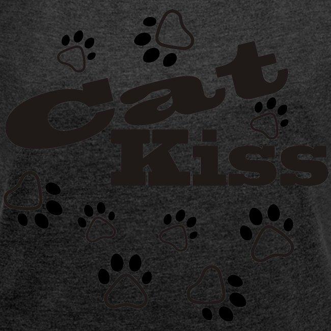 cat kiss pot
