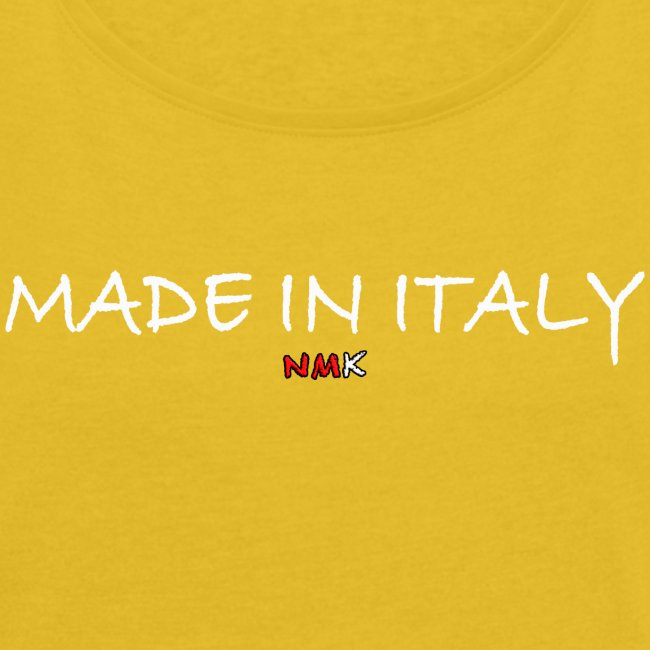nmk made in italy