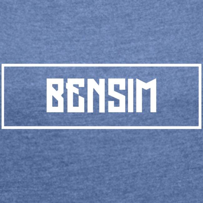 White BenSim Logo