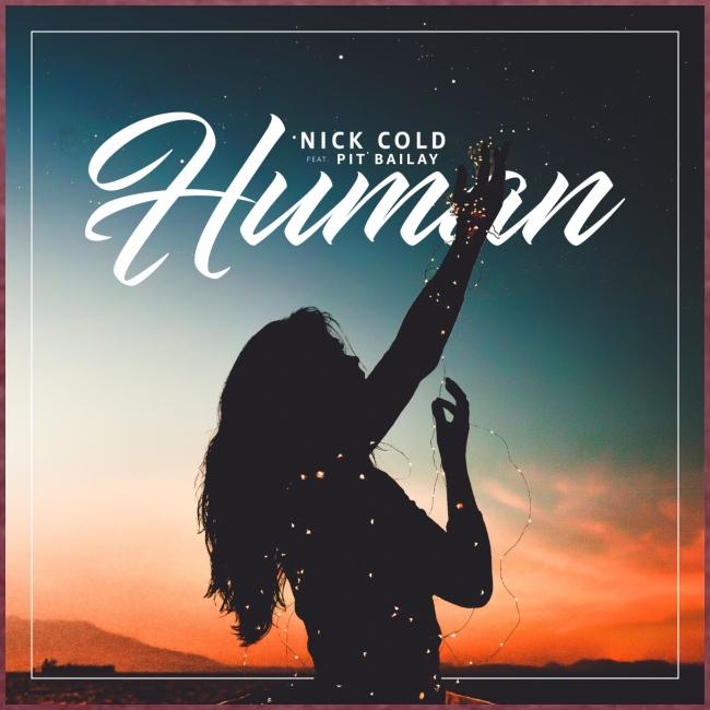 Cover-NICKCOLD-Human