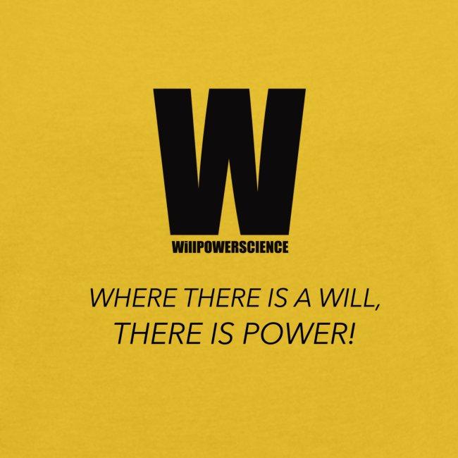 Willpower Science