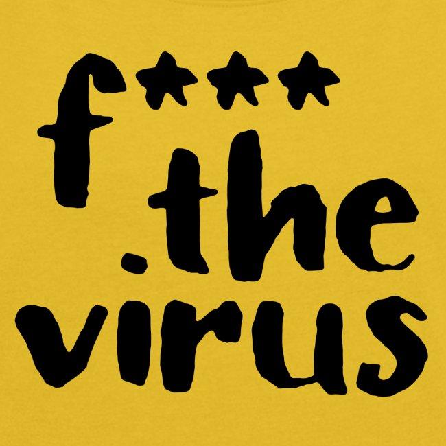 f*** the virus Stern-Edition