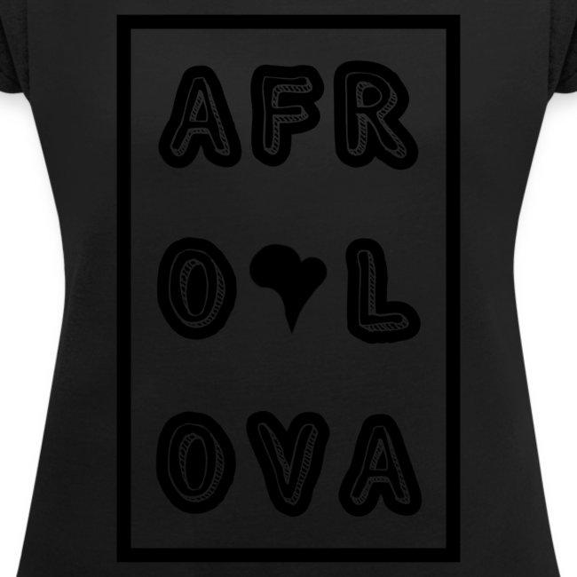 Afro Lova Rectangle