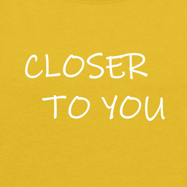 PS-004 CLOSER TO YOU print