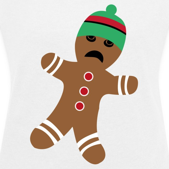 Lebkuchenmann - Lustiges Weihnachtsgeschenk