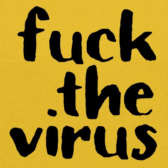 F*** the virus
