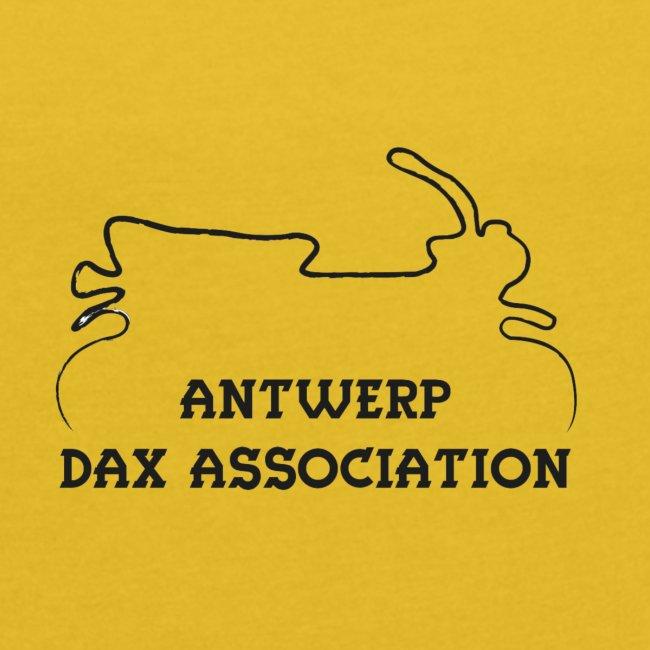 ADA DAX Logo Klein Zwart