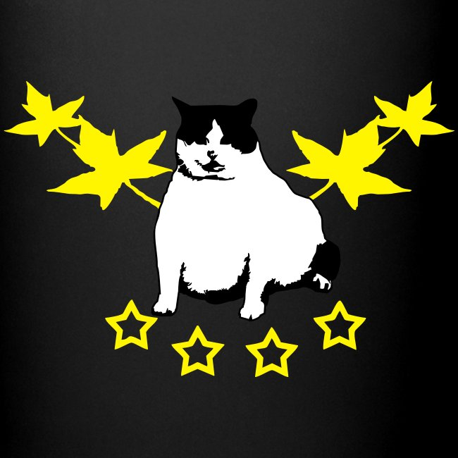 Hunumbrische Flagge / Kater Kesh