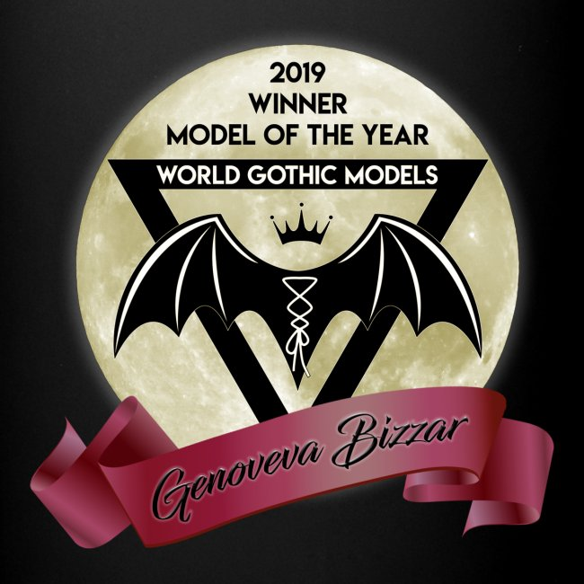Genoveva Bizzar MOTY 2019 Two Sided Graphics