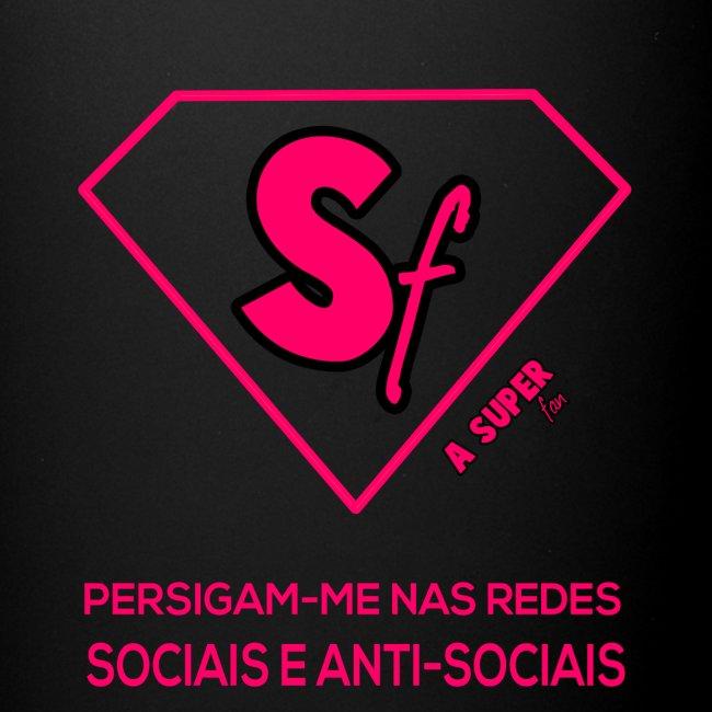 Persigam me nas redes sociais e anti sociais