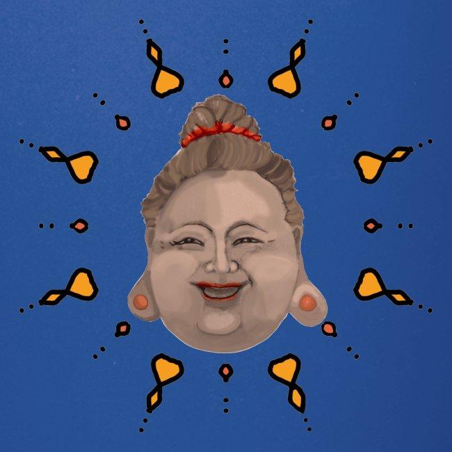 HARMONY Buddha lady