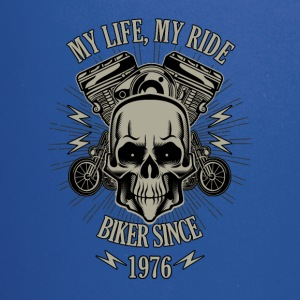Gift for Biker - Year 1976 - Full Colour Mug