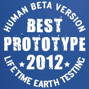 2012 - The birth year of legendary prototypes - Full Colour Mug