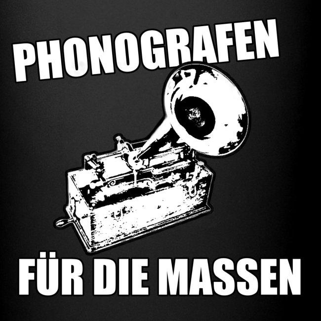 Phonografen Massen
