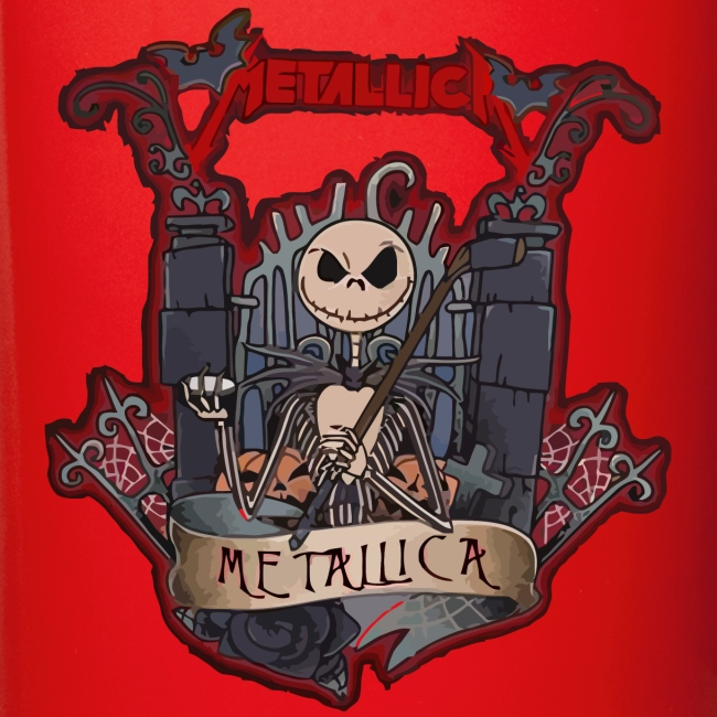 Metallic king halloween shirt